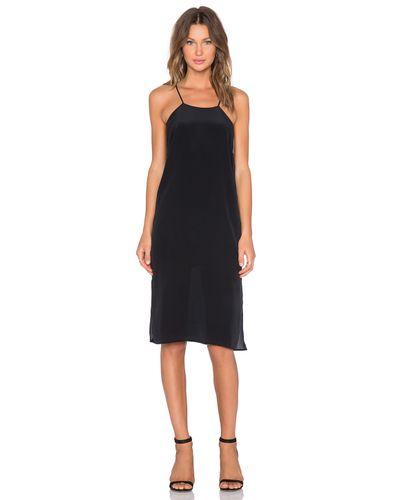 black silk dress - HD960×1450