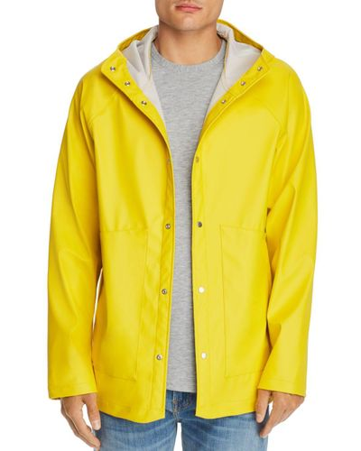 HERSCHEL Rain Jacket Classic Cyber Yellow