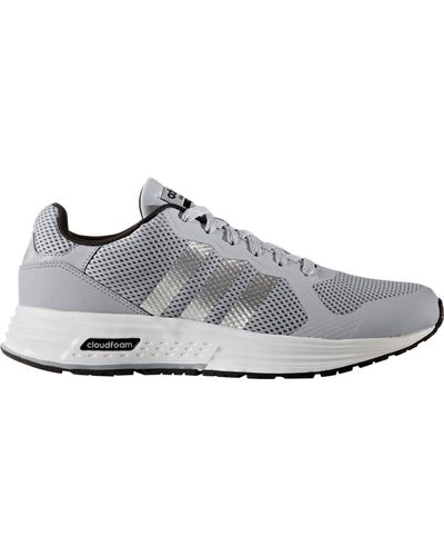 adidas Originals Synthetic Neo Cloudfoam Flyer Casual Shoes in ...