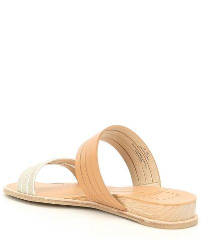 Dolce Vita Wendi Sandal in Nude (Natural) - Lyst