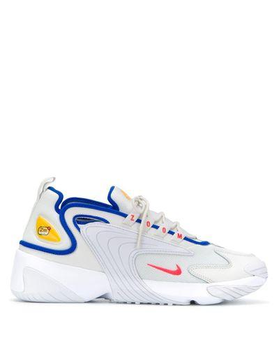 Baskets Zoom 2K Nike pour homme en coloris Blanc - Lyst