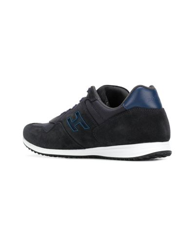 Hogan Leather Olympia X H205 Sneakers in Blue for Men - Lyst