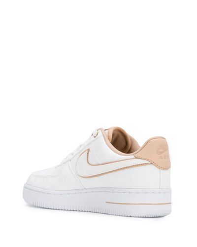 Nike Leather Scarpa Air Force 1 '07 Lux Sneakers in White - Lyst