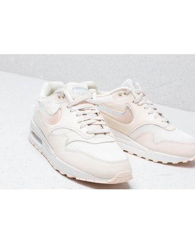 Nike W Air Max 1 Jp Pale Ivory/ Summit White-guava Ice - Lyst