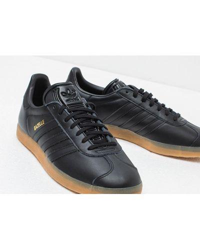 adidas Originals Adidas Gazelle Core Black/ Core Black/ Gum for ...