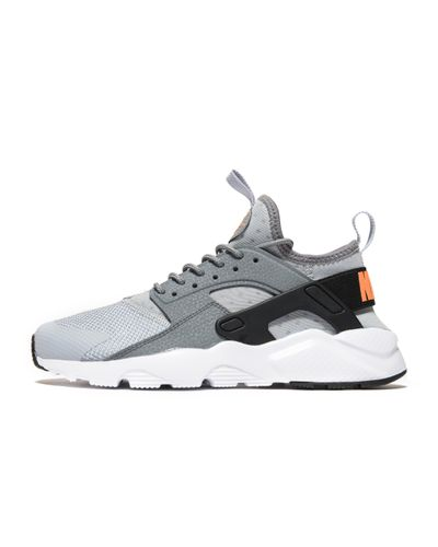 Nike Synthetic Air Huarache Ultra Breathe Junior in Grey for Men - Lyst