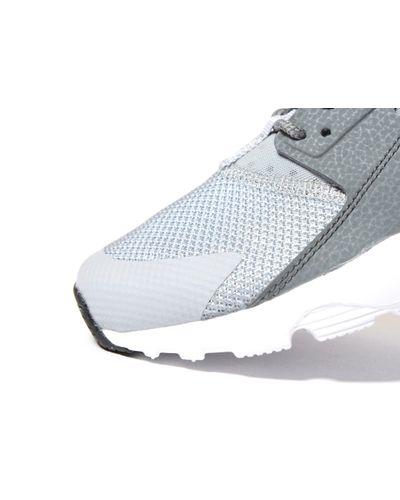 Nike Synthetic Air Huarache Ultra Breathe Junior in Grey for Men ...