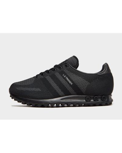 LA Trainer Woven Homme adidas Originals pour homme en coloris Noir ...