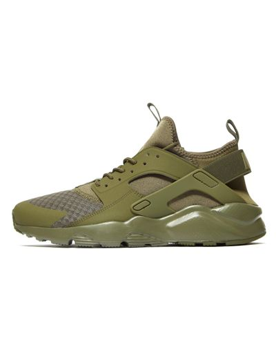 Nike Neoprene Air Huarache Ultra in Olive (Green) for Men - Lyst