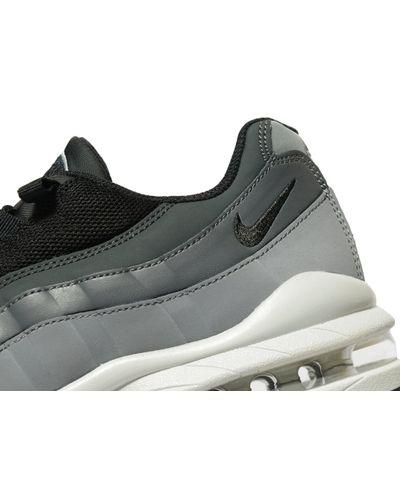 nike air max 95 junior grey