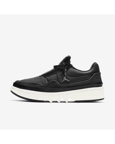 Nike Air Jordan 1 Jester Xx Low Shoe in Black - Lyst