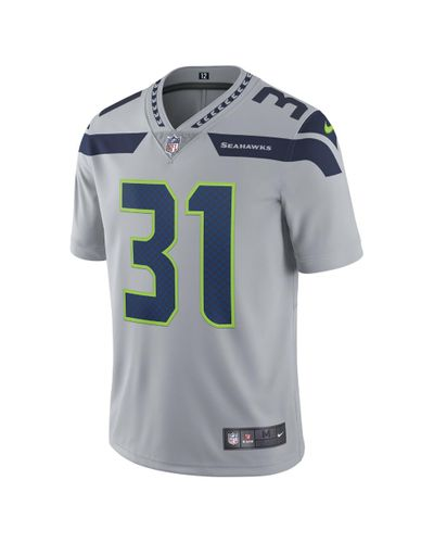 Nfl Seattle Seahawks Limited (kam Chancellor) Men's Football Jersey