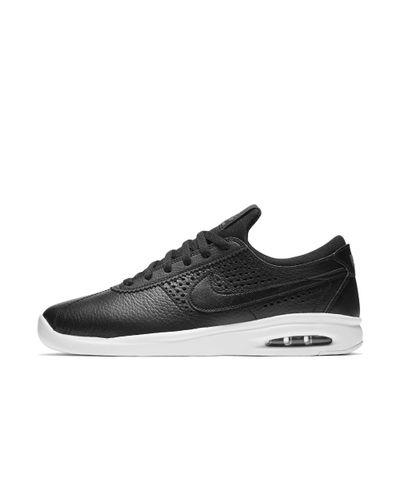 Nike Leather Sb Air Max Bruin Vapor Men's Skateboarding Shoe in ...