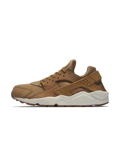 Nike Brown Air Huarache Men's Shoe for men