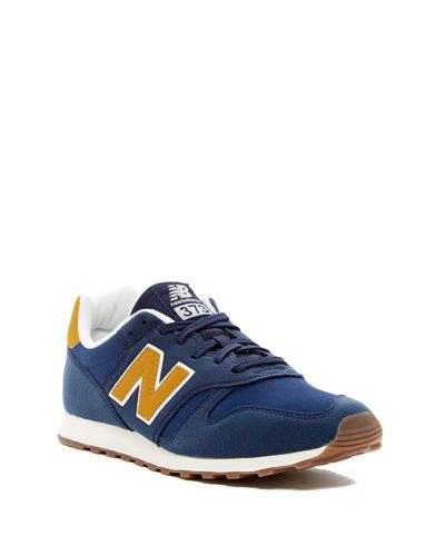 New Balance Ml373 Classic Sneaker - Wide Width Available in Blue ...