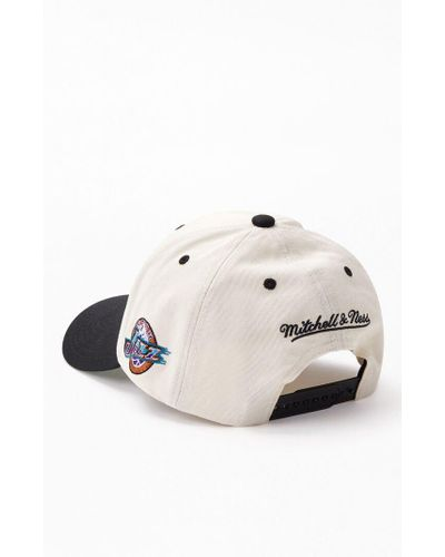 Mitchell Ness 1998 Nba Finals Snapback Hat For Men Lyst