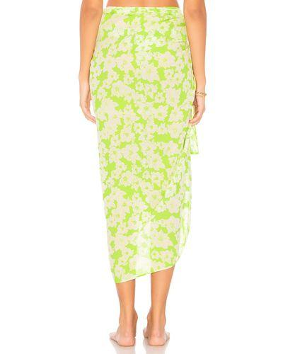 Acacia Swimwear Cotton Kuau Sarong - Lyst