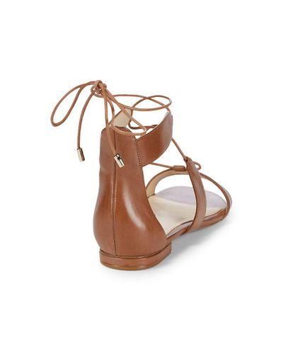 Sophia Webster Fantasia Leather Gladiator Sandal Boots in