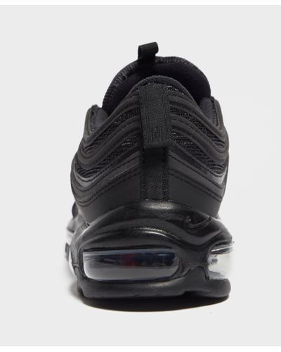 Nike Leather Air Max 97 Essential in Black for Men - Lyst