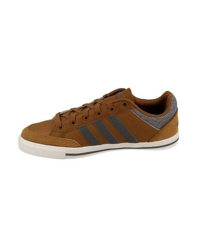 adidas Neo Cacity Men's Shoes (trainers) In Brown for Men - Lyst