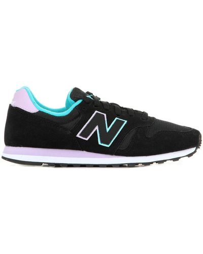 New Balance Leather Wmns Wl373gd Women's Shoes (trainers) In ...