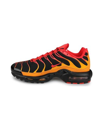 Air Max Plus TN Noir Chaussures Nike pour homme en coloris Noir - Lyst