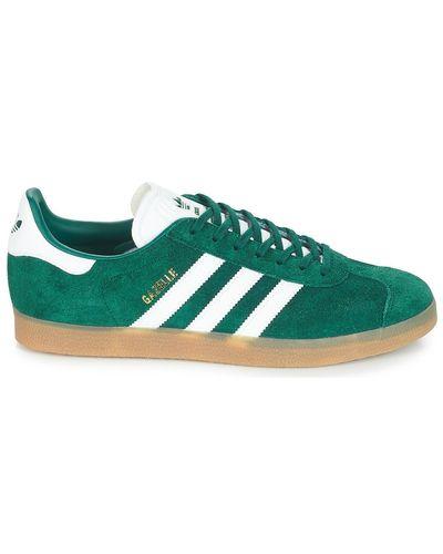 GAZELLE femmes Chaussures en vert adidas pour homme en coloris ...