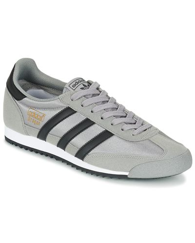 adidas Dragon Og Men's Shoes (trainers) In Grey in Grey for Men - Lyst
