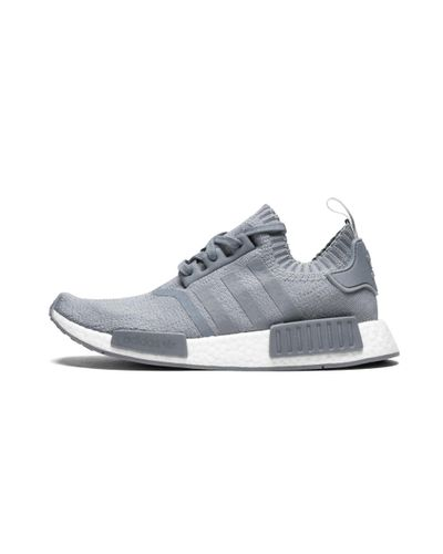Adidas Gray Nmd R1 Pk Womens Shoes - Size 10w for men