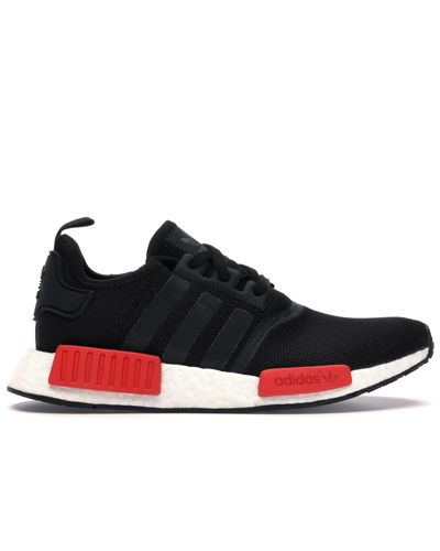 Nmd R1 Black Red