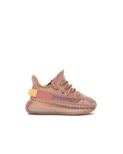 Adidas Pink Yeezy Boost 350 V2 Clay (infant)