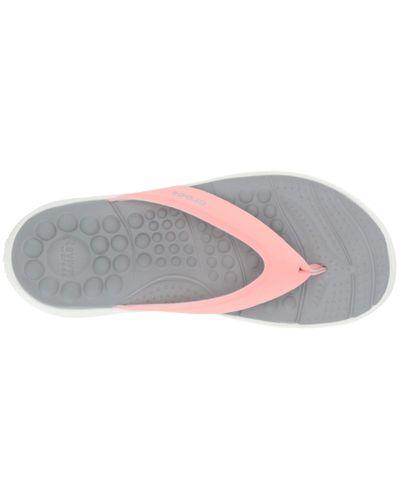 Crocs Womens Reviva Flip W Flops