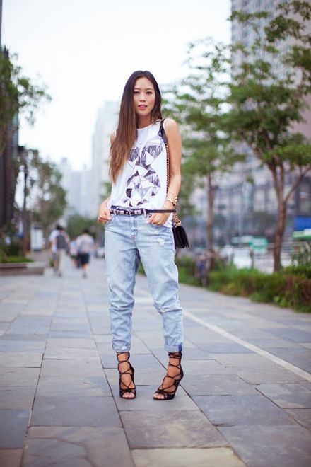 Summer Boyfriend Jeans