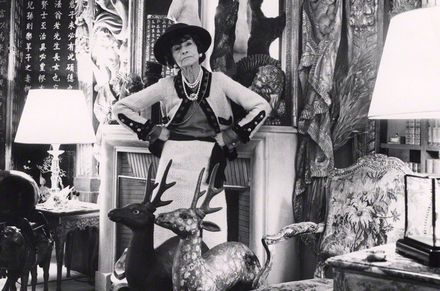 #TBT: 20 Luxe Looks Inspired by Coco Chanel