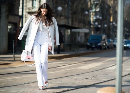 20 Ways to Wear White After Labor Day