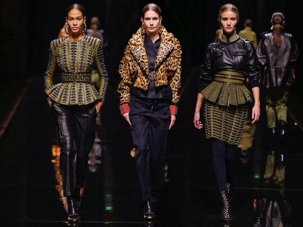 PFW Thursday: 25 Balmain Buys