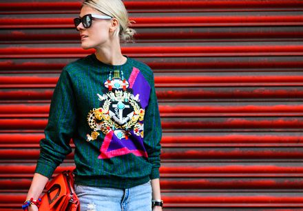 16 Stylish Sweatshirts for Day to Night
