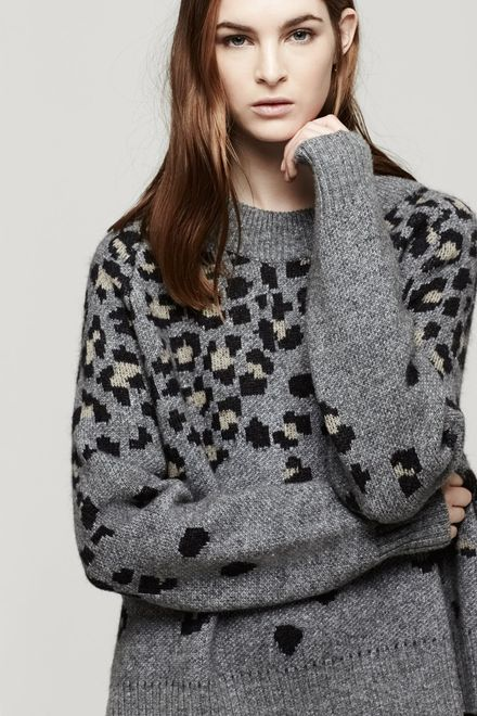 Rag & Bone Owns Leopard