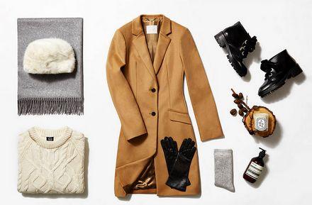 Selfridges Winter Style SOS