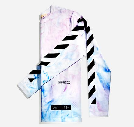 Have you seen the SSENSE x Off White C/O Virgil Abloh Collab?