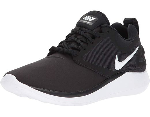 quality design 46ca5 9c0d3 Nike Lunarsolo Running Shoes in Black - Lyst