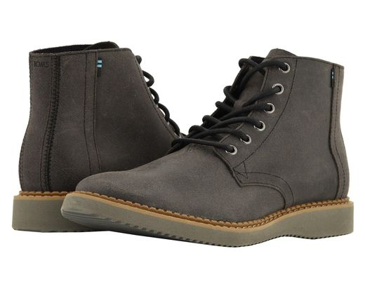 d11a86c2100 Lyst - TOMS Porter Water-resistant Boot in Black for Men - Save 28%