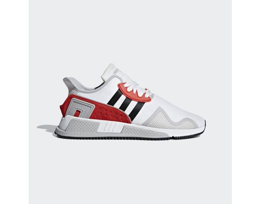 e7935d88c17 adidas Eqt Cushion Adv Shoes in White for Men - Lyst