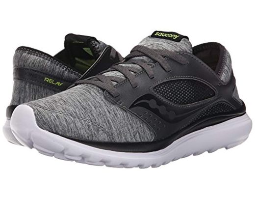 d594b99c Saucony Kineta Relay Running Shoe in Black for Men - Save 46% - Lyst
