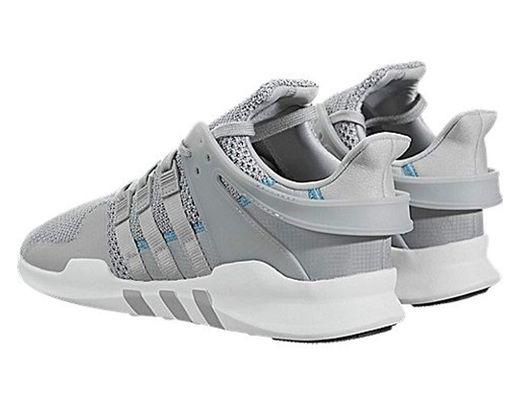 the latest 98997 9ac19 Men's Gray Adidas Eqt Support Adv Fashion Sneaker