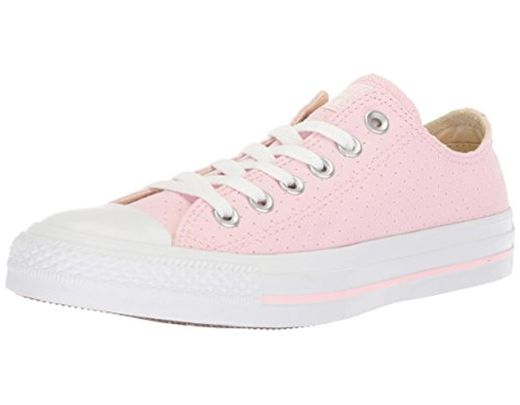 064b25255db58 Women's Chuck Taylor All Star Perforated Canvas Low Top Sneaker