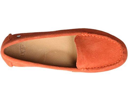 02dcf4cda27 Women's Orange Milana Loafer Flat