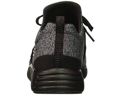 Women's Black Bobs Bobs Sparrow moon Sweater. Alternative Lace Microperf And Jersey Sneaker