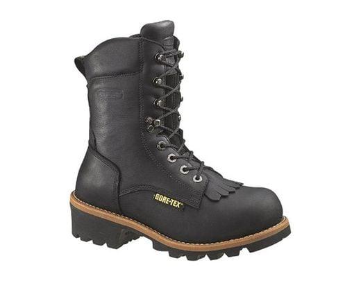 534a2f5e8b1 Men's Black Buckeye Eaa Safety-toe 8
