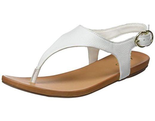749a6a49de9 ALDO Jerilassi Ankle Strap Sandals in White - Lyst